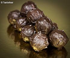 Caramel truffel